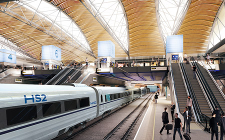 ©HS2 Ltd/Grimshaw